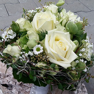 Deggendorf, Trauer, Hochzeit, Floristik